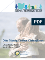 2007 Q2  Missing Children's Clearinghouse Annual Report