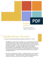 58560384 Transfer Pricing Overview 2011