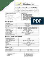 CYHCS-SH Sensores de Cooriente