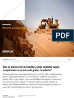 Informe Anual 2008 CATERPILLAR