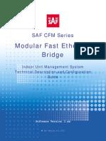 CFM Modular Ethernet IDUs.tech-Description
