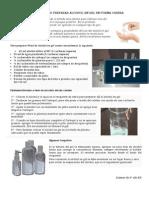 Gel Antibacterial - Articulo Revista