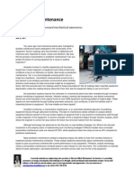 Predictive Maintenance & Technology