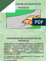 Prevencion Accidentes en Trayecto.