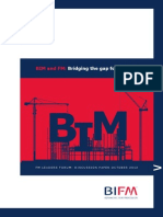 BIM and FM - Bridging the Gap for Success