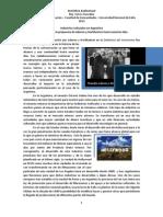 Industrias Culturales en Argentina