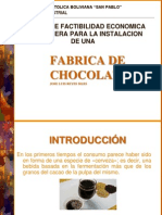 INDUSTRIA Chocolates
