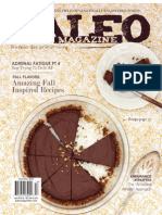 Paleo Magazine 10-13 Issue Sample