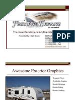 Freedom Express Presentation