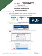 colecao_tecnica orientações de acesso