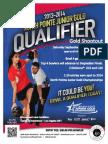 2013 Rab's Gold Shootout Flyer