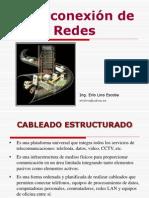 CABLEADO ESTRUTURADO