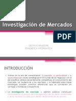 Investigacion de Mercados Introduccion y Clasificacion