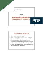 Metododología (Tema 1val)