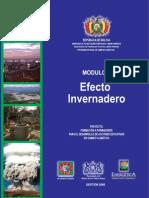 Cambio Climatico Bolivia - Modulo2