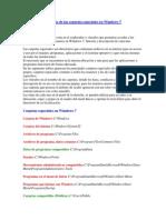 Lista, ubicación y ruta de las carpetas especiales en Windows 7.pdf