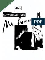 Foucault Michel El Yo Minimalista y Otras Conversaciones