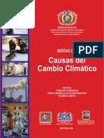 Cambio Climatico Bolivia - Modulo3