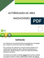 AA Radiaciones
