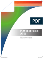 Plan de Estudios 2011rieb Arturo