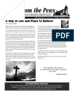 News from the Pews March 2009