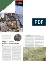 Desperta Ferro 2_La Campana de Cesar Contra Los Belgas