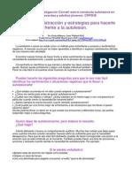TraduccionASeFo-Técnicas de distracción y estrategias para hacerle frente a la autolesion
