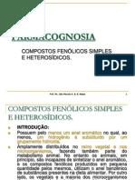 4 - COMPOSTOS FENOLICOS SIMPLES E HETEROSÍDICOS