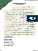 Leseübung_ Ein Gesuch von 1942