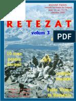 Invitatie in Carpati 2007 Ianuarie Retezat, Vol. 3