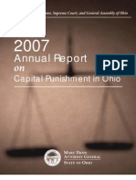 2007 Capital Crimes Annual Report