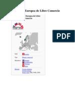 Asociación Europea de Libre Comercio