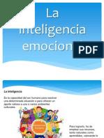 La Inteligencia y Las Competencias Emocionales