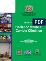 Cambio Climatico Bolivia - Modulo5
