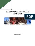 La storia elettorale italiana