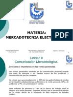 Catedra Mercadotecnia Electronica U0 (LA)