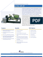Automating Tractor Assembly