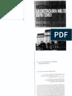 Dictadura y transición-Novaro-Palermo