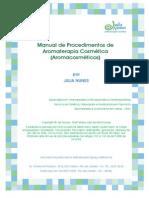 Smellhome Manual de Procedimentos 2009