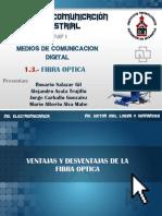 Fibra Optica Parte 6 Ventajas y Desventajas