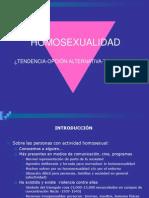 Homosexualidad estudio
