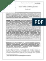 Conflicto y Contratos. El Caso de Bolivia