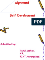 personality development unit-1