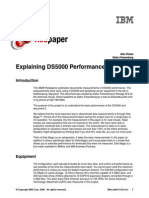 DS5000 Performance
