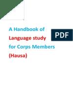 Hausa Language Study(NYSC)