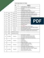 Kejohanan Sukan Tahunan Skk4 Ke 24 2013