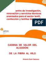DE LA FIBRA AL HILO