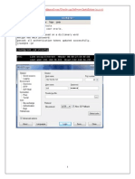 Prac -2 Oracle 11g Software Installation on OEL 5.5