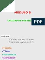 Módulo 6 - Q Hilados