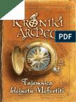 Kroniki Archeo. Tajemnica Klejnotu Nefertiti - Agnieszka Stelmaszyk - eBook